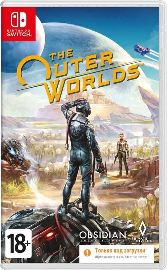 Дата выхода The Outer Worlds для Nintendo Switch