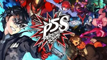 2-х часовой геймплей Persona 5 Scramble: The Phantom Strikers