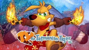 TY the Tasmanian Tiger HD вышла на PS4