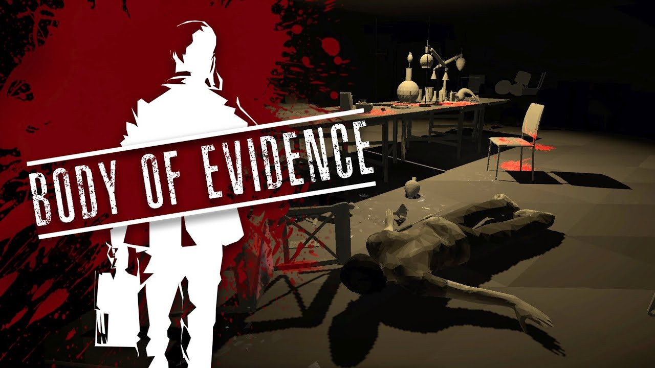Причудливая игра-головоломка Body of Evidence выйдет на Nintendo Switch 17 декабря