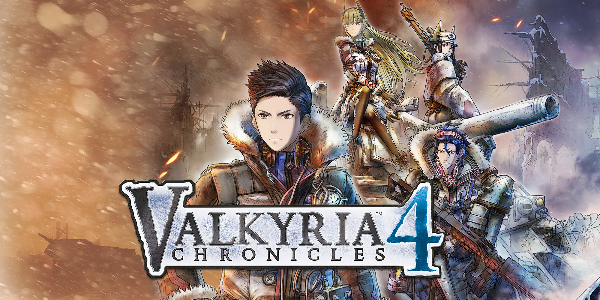 Valkyria Chronicles 4 за подписку Humble Choice (и не только)